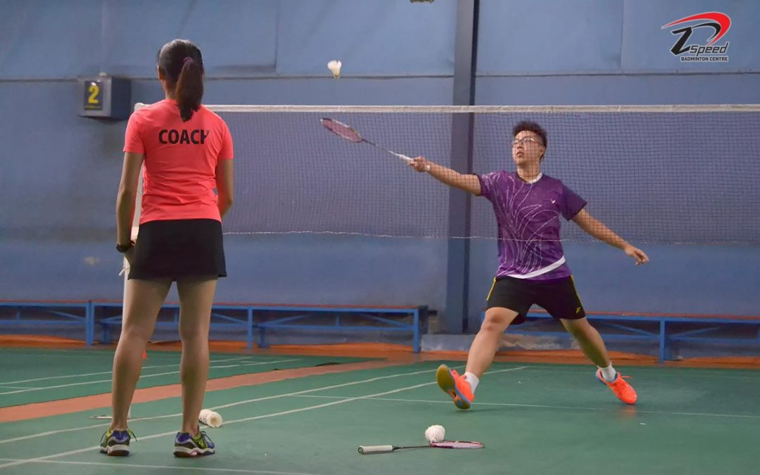 Private and Semi-Private Badminton Class in Klang and Petaling Jaya | Z-Speed Badminton Centre