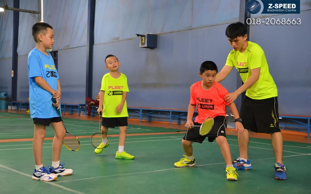 School Holidays Badminton Training Program 2017