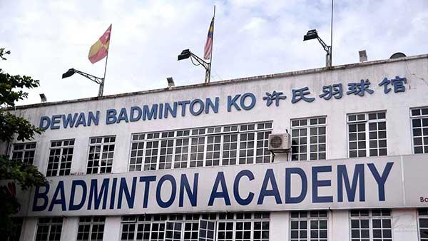 Junior Badminton Training Group at Dewan Badminton Ko, Klang | Z Speed Badminton Centre