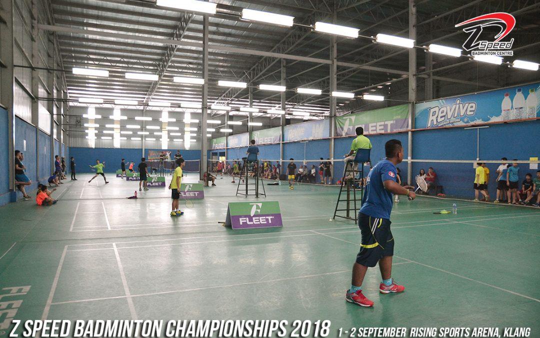 跌跌撞撞,比赛终于办起来 | Z Speed Badminton Centre