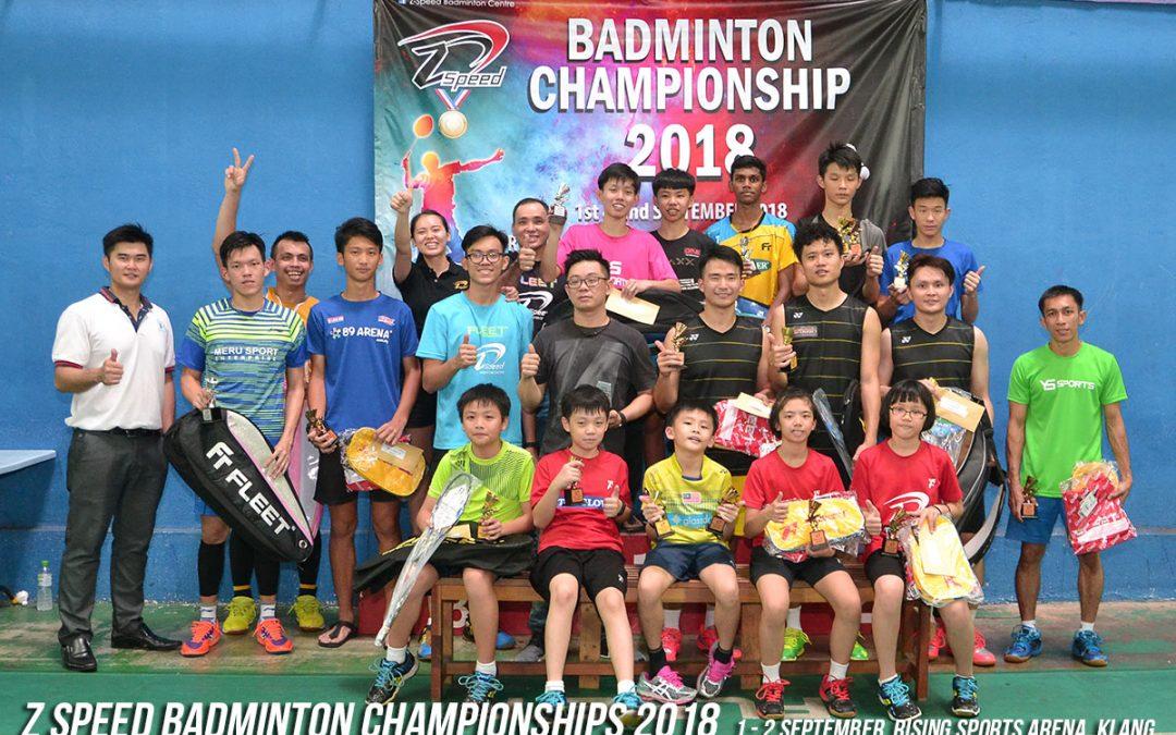 如何准备一场比赛呢?有什么事件需要注意?| Z Speed Badminton Centre
