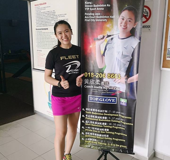 Z Speed Badminton Centre