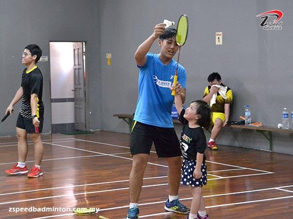 Weekly Juniors Group Badminton Training Petaling Jaya
