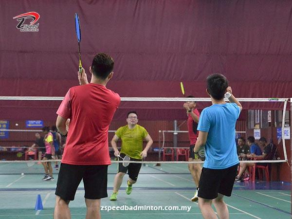 Weekly Adult Group Badminton Training in Klang & Petaling Jaya | Z-Speed Badminton Centre