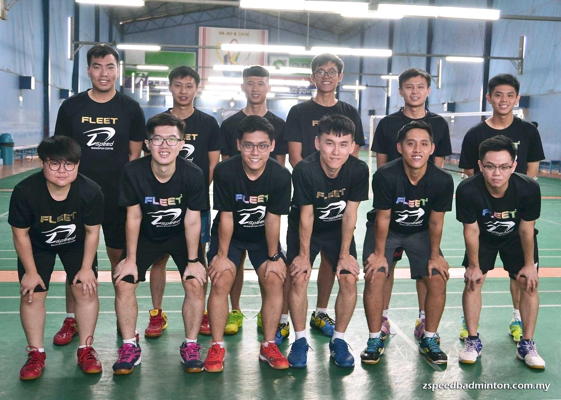 Badminton Traning Sessions Coaching Team In Selangor