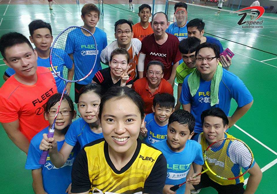 Badminton Group Training Class for Kids and Adults (Klang)