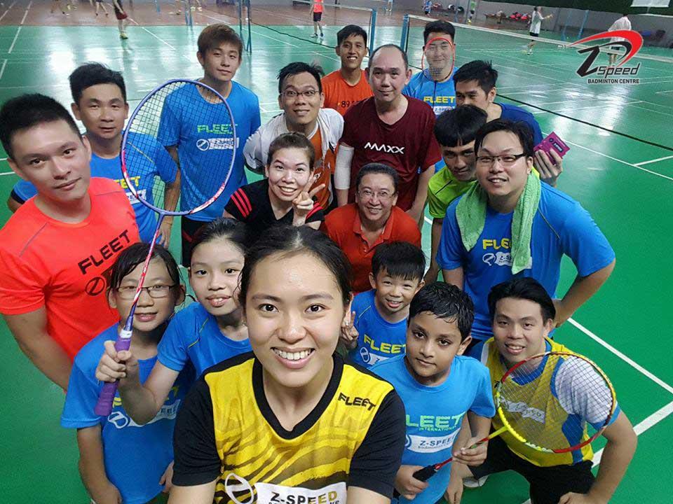Beginners and Intermediate Badminton in Klang and Petaling Jaya | Z-Speed Badminton Centre
