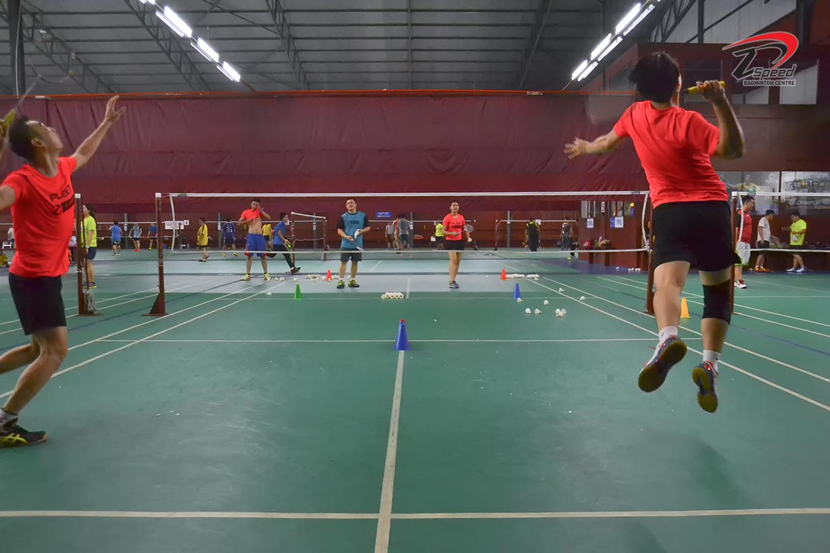 Beginner and Intermediate Badminton Class in Klang and Petaling Jaya | Z-Speed Badminton Centre