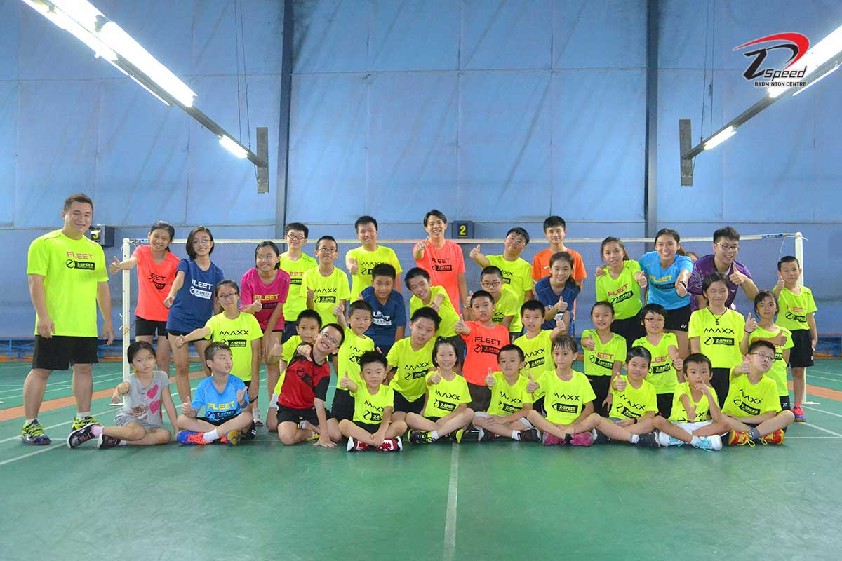 Holiday Programs Badminton in Klang and Petaling Jaya | Z-Speed Badminton Centre