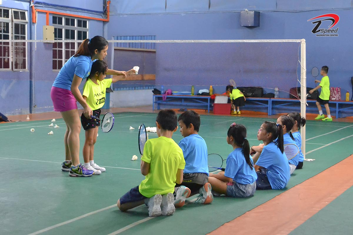 Badminton Training Class for Kids and Teens in Klang and Petaling Jaya | Z-Speed Badminton Centre