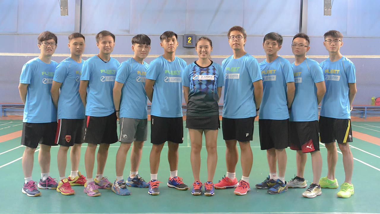 Z-Speed Badminton Coach Team in Klang and PJ