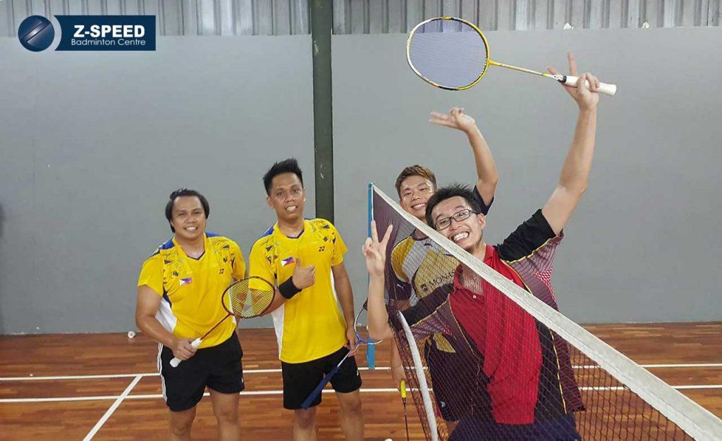 Badminton Training Adult Classes | Z-Speed Badminton Centre in Klang, Port Klang, Petaling Jaya and other part of Kuala Lumpur