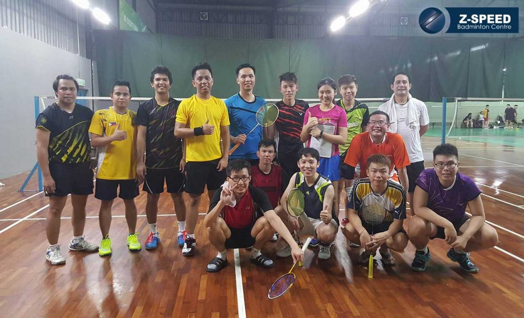 Badminton Training Adult Classes | Z-Speed Badminton Centre in Klang, Port Klang, Petaling Jaya and other part of Kuala Lumpur