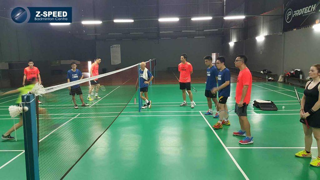成人羽毛球培训班 Badminton Training Adult Classes | Z-Speed Badminton Centre in Klang, Port Klang, Petaling Jaya and other part of Kuala Lumpur