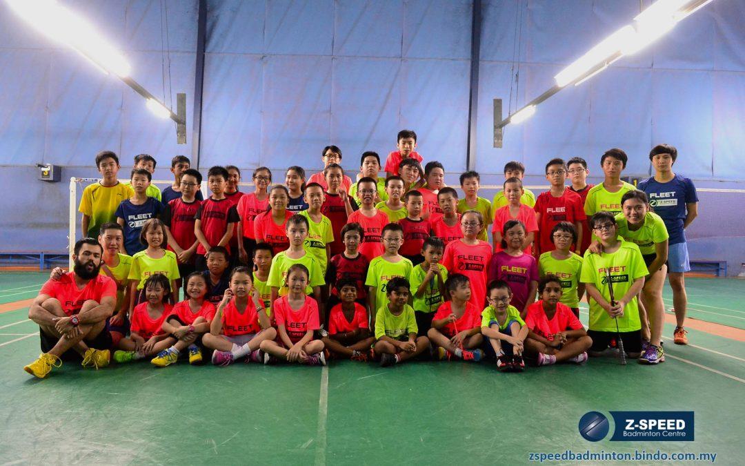Junior Badminton Competition 2016