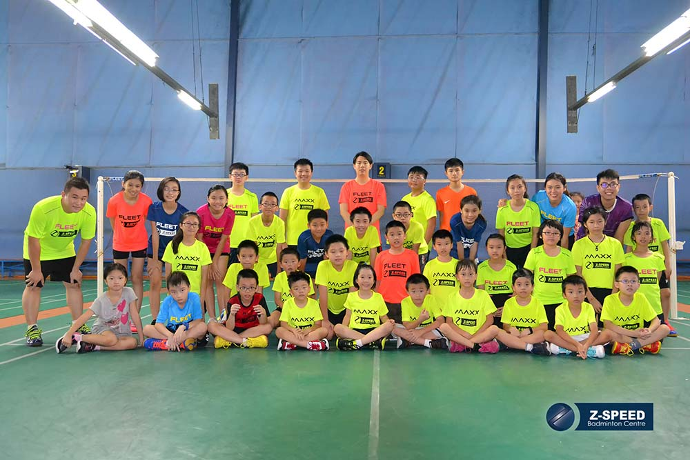 School Holidays Badminton Class March 2017