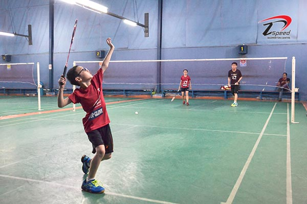 Weekdays Badminton Training Classes In Subang Jaya | Z Speed Badminton Centre